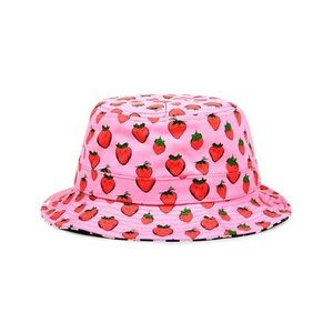 ISO Vans Clashed Strawberry Bucket Hat